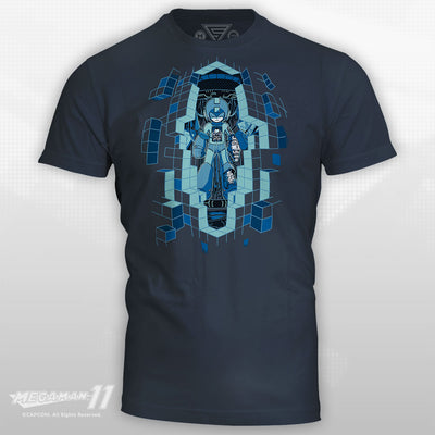 Mega Man 11 'Upgrade' T-Shirt