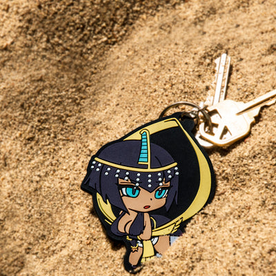 The Skullgirls Eliza Keychain by Eighty Sixed.