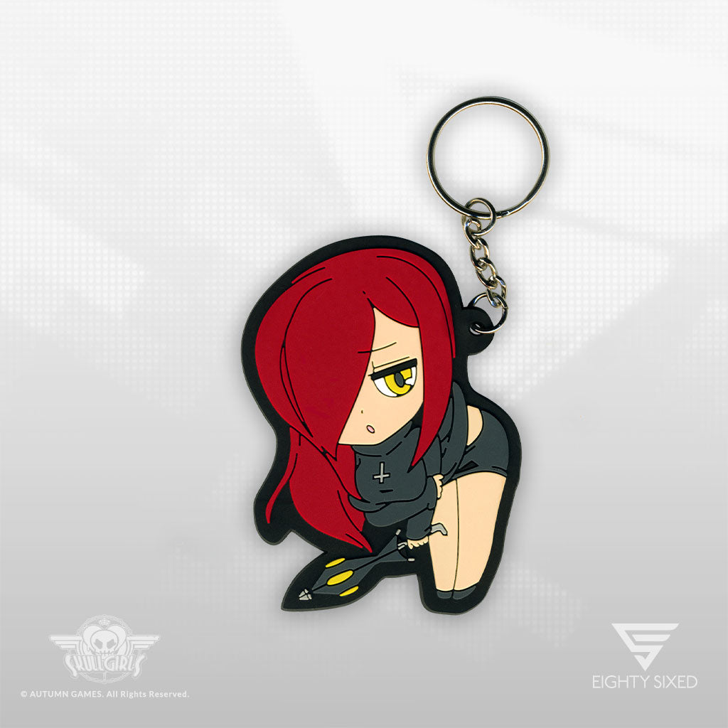 Skullgirls Parasoul Keychain by Eighty Sixed