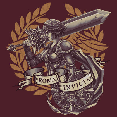 Smite Bellona Shirt Design by Eighty Sixed