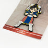 The Street Fighter Chun Li Keychain with Packaging