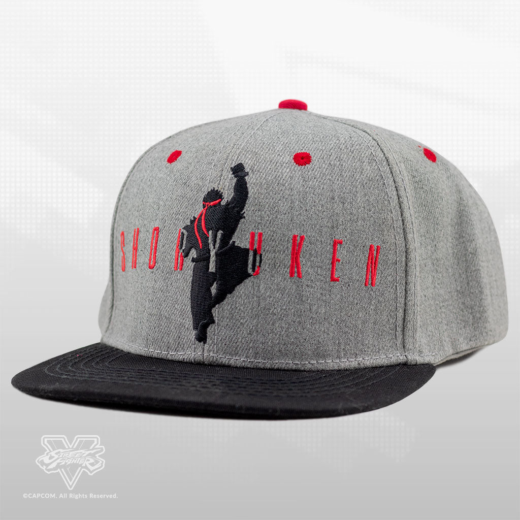 Street Fighter Shoryuken Hat by Eighty Sixed
