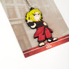 Street Fighter Ken Keychain with Packaging