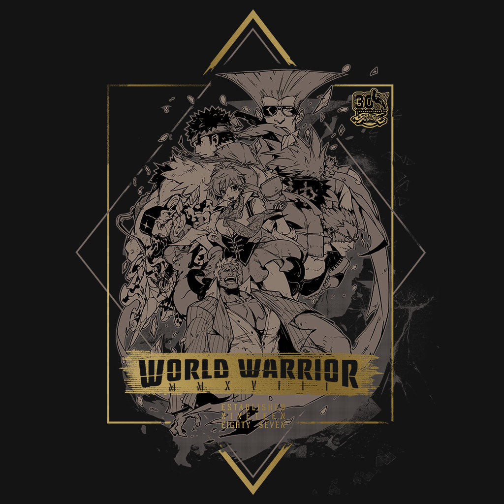 Street Fighter - World Warrior