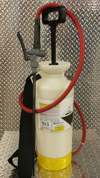 Acid Sprayer, Pump up sprayer