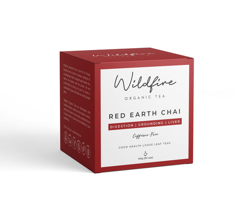 Red Earth Chai