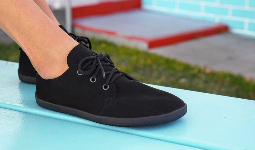 Minimalist Shoes Are Not Foot-Healthy