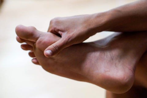 Can flat feet be turned into arches through exercise?