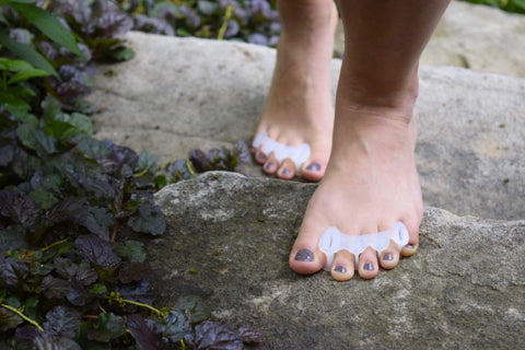 Correct Toes vs. other toe spacers
