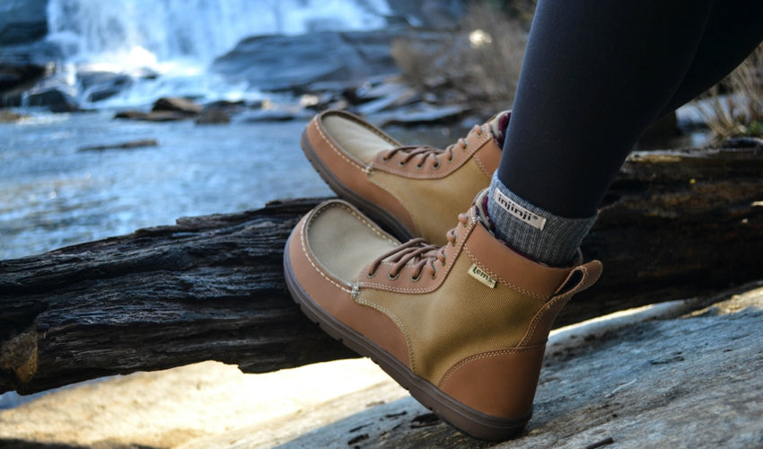 Definition of a Foot-Healthy Hiking Boot
