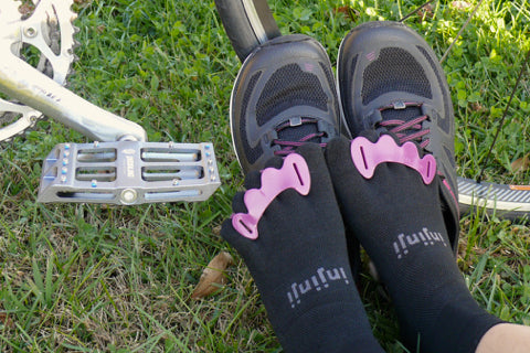 Five tools to combat foot pain when cycling