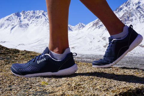 How minimalist shoes can help prevent ankle sprains