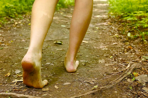 Is barefoot walking good for me?
