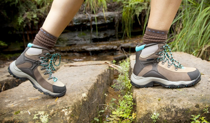 Problematic Elements in Conventional Hiking Boots