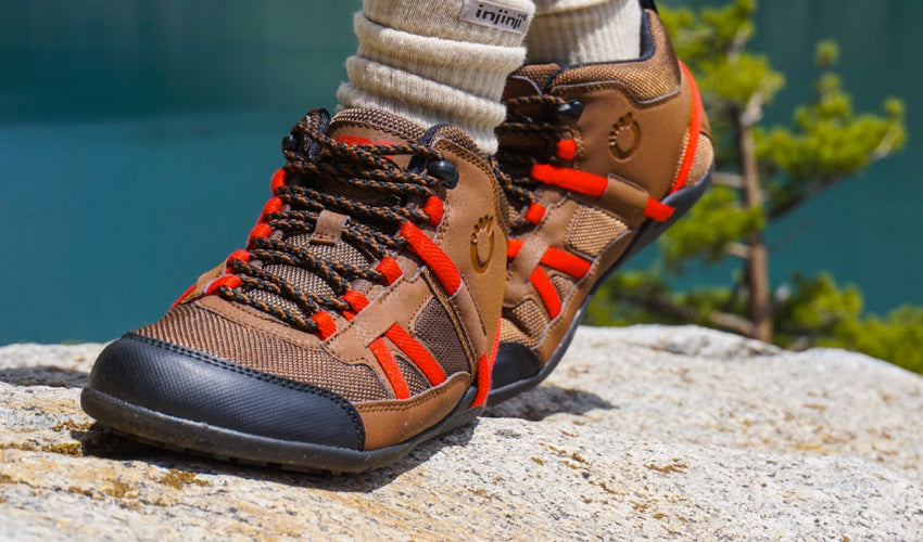 Benefits of Wide Toe Boxes for Hiking