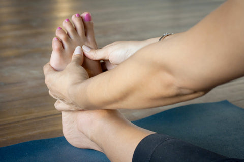 What exercises can you do for foot pain?
