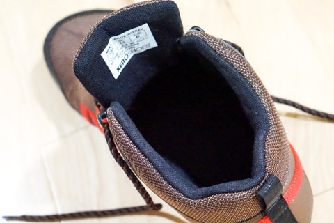 What is the shoe liner test? How do I interpret it?