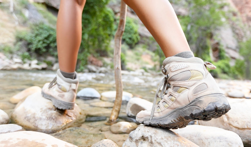 What Makes for a Great Hiking Boot