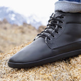 Ahinsa Bare Ankle Lifo+ Black