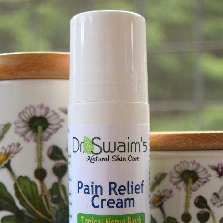 Dr. Swaim's Pain Relief Cream 2 oz. Roll-On