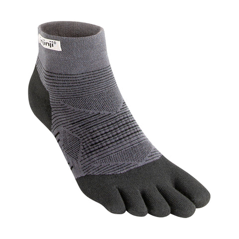 Injinji LW Mini-Crew Black