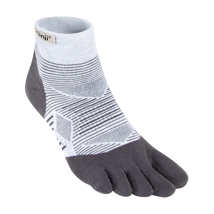 Injinji LW Mini-Crew Gray