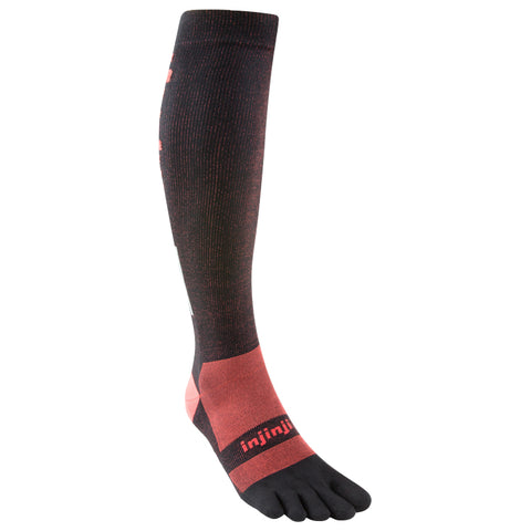 Injinji OTC Ultra Compression Black
