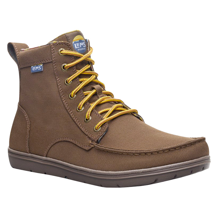 Lems Boulder Boot Vegan Pinecone