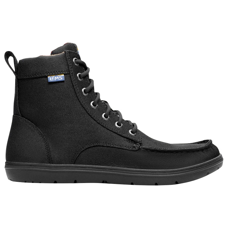 Lems Boulder Boot Vegan Black