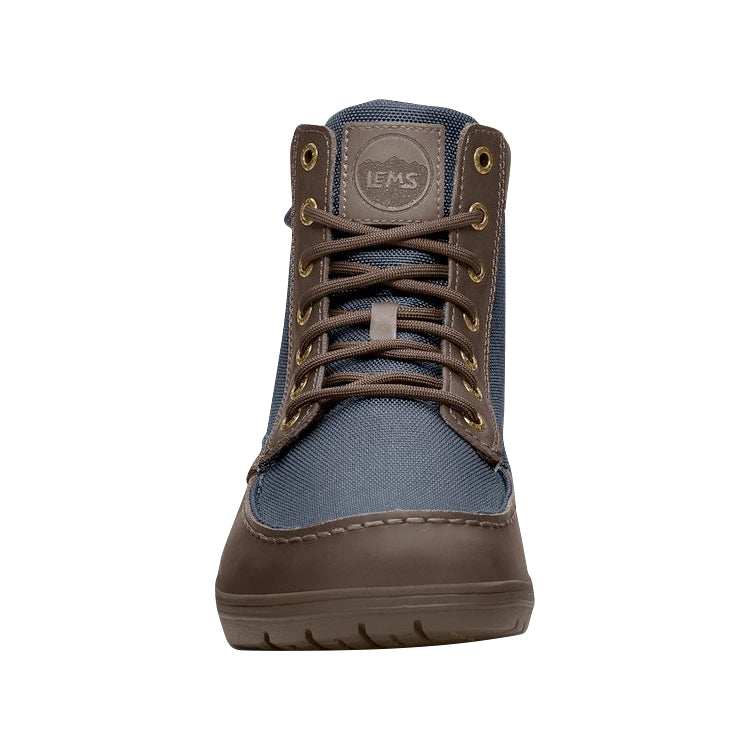Lems Boulder Boot Nylon Navy Stout