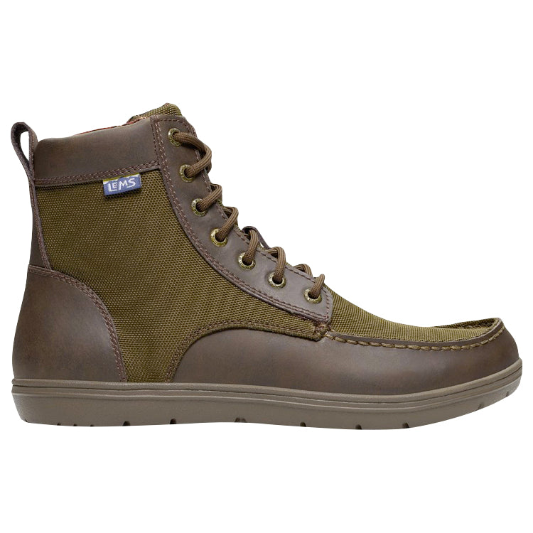Lems Boulder Boot Timber