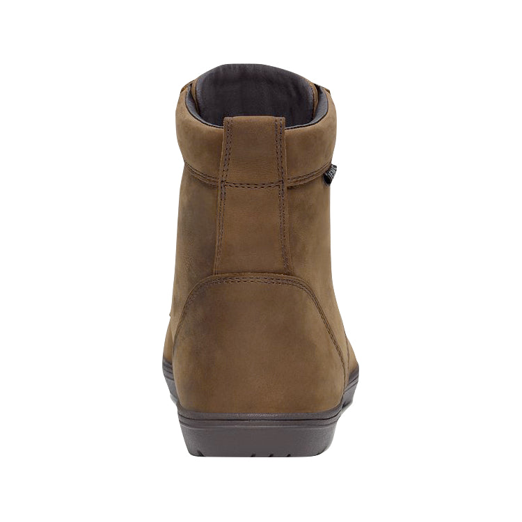 Lems Waterproof Boulder Boot Weathered Umber