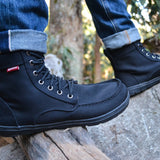 Lems Boulder Boot Black (Men's)