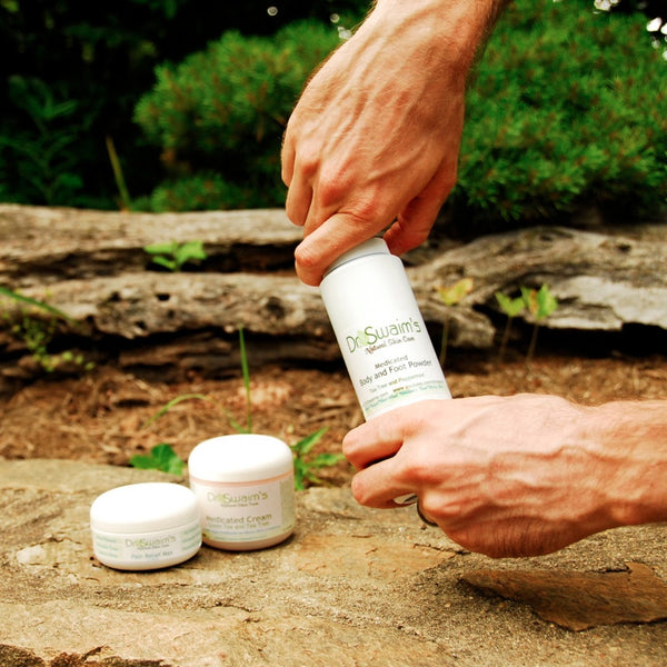 Dr. Swaim's Medicated Body & Foot Powder