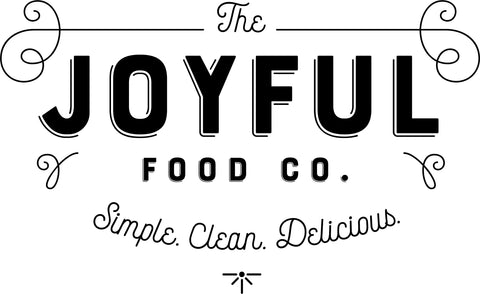 Ribbon Cutting at The Joyful Food Co.
