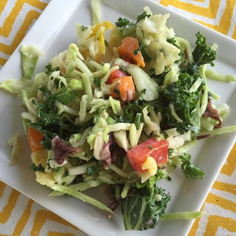 Tropical Broccoli Slaw