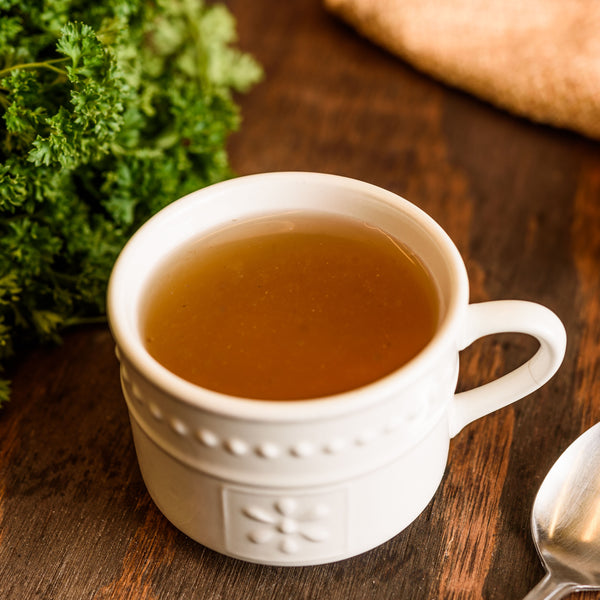 Bone Broth (grass-fed beef)