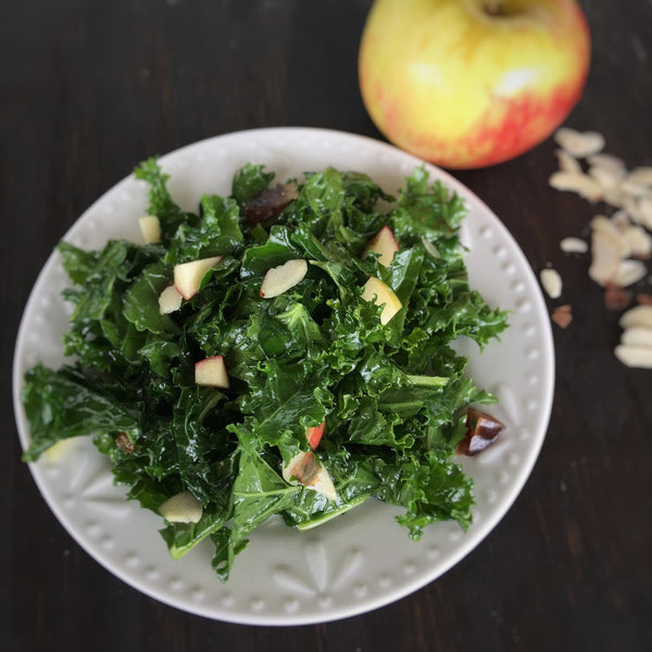 Harvest Kale & Apple Salad