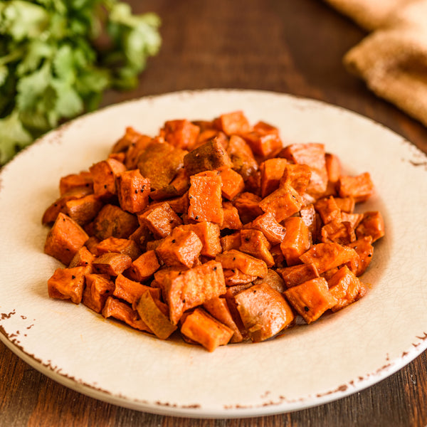Smoky Sweet Potatoes