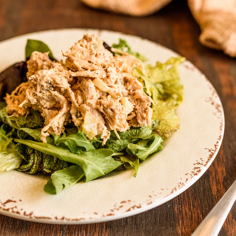 Classic Chicken Salad (organic chicken)