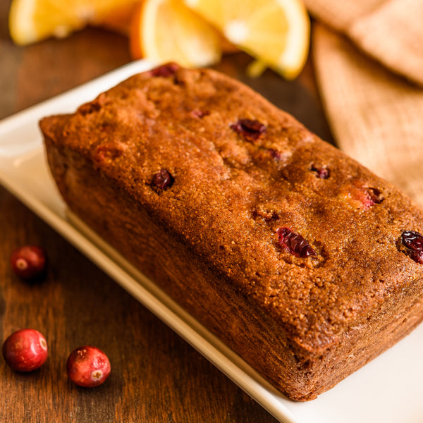 Orange Cranberry Loaf