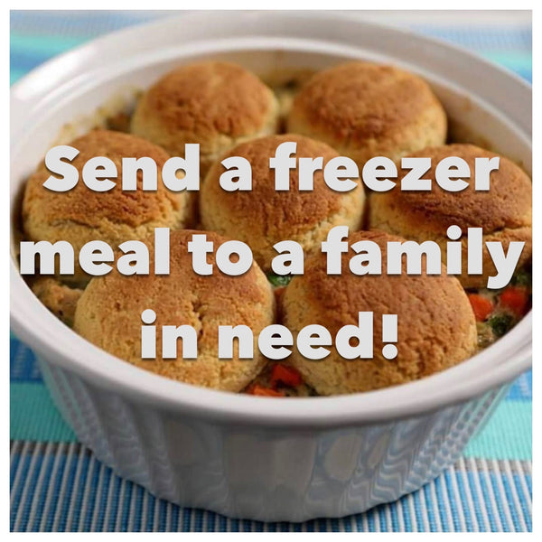 Frozen Meal Donation