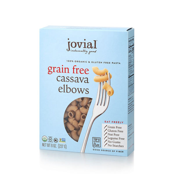 Jovial Foods Grain-Free Elbows