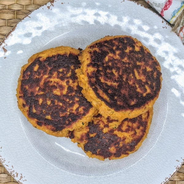 Salmon Patties (wild caught salmon)