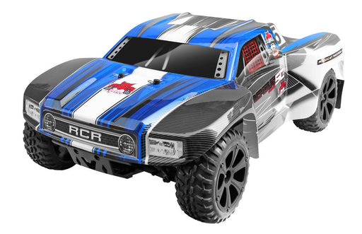 Redcat Racing Blackout SC Pro 1/10 Scale Brushless 4x4 Short Course Blue Truck