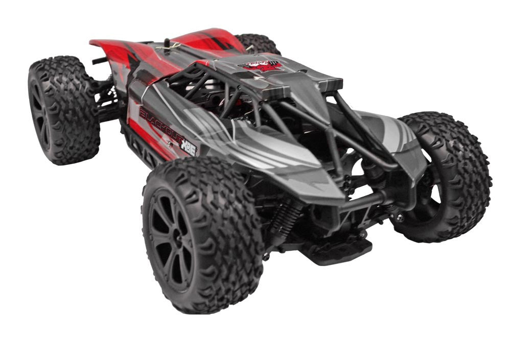 Redcat Racing Blackout XBE Pro 1/10 Brushless Electric Red Buggy