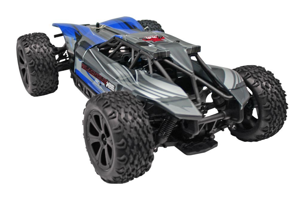 Redcat Racing Blackout XBE Pro 1/10 Brushless Electric Blue Buggy