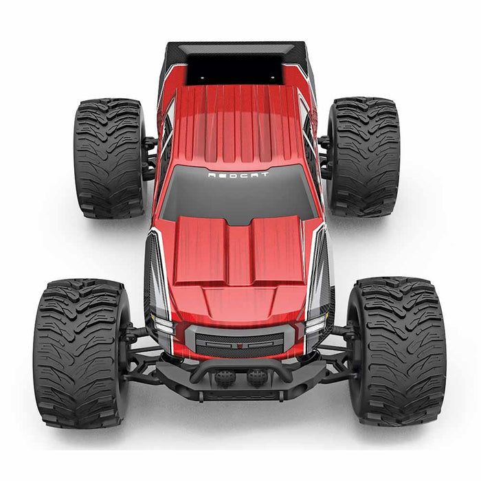 Redcat Racing DUKONO 1/10 Scale Electric Monster Truck Red