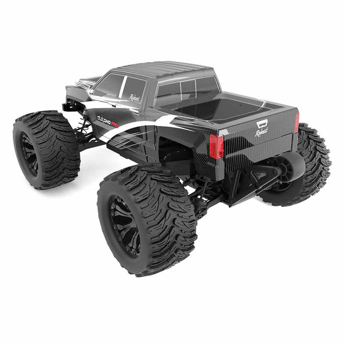 Redcat Racing Dukono Pro 1/10 Scale Brushless Electric Monster Truck Gun Metal