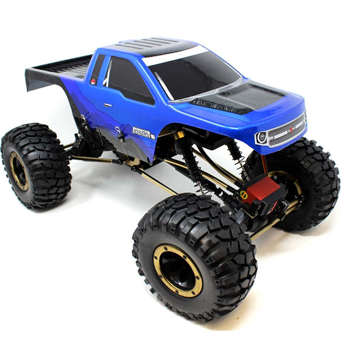 Redcat Racing Everest 10 1/10 Scale Crawler Blue New Body